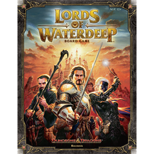 Lords of Waterdeep and Expansion