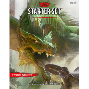 Dungeons and Dragon Fifth Edition Starter Set