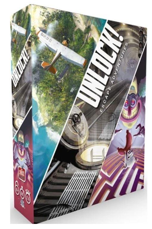 Unlock!: Escape Adventures