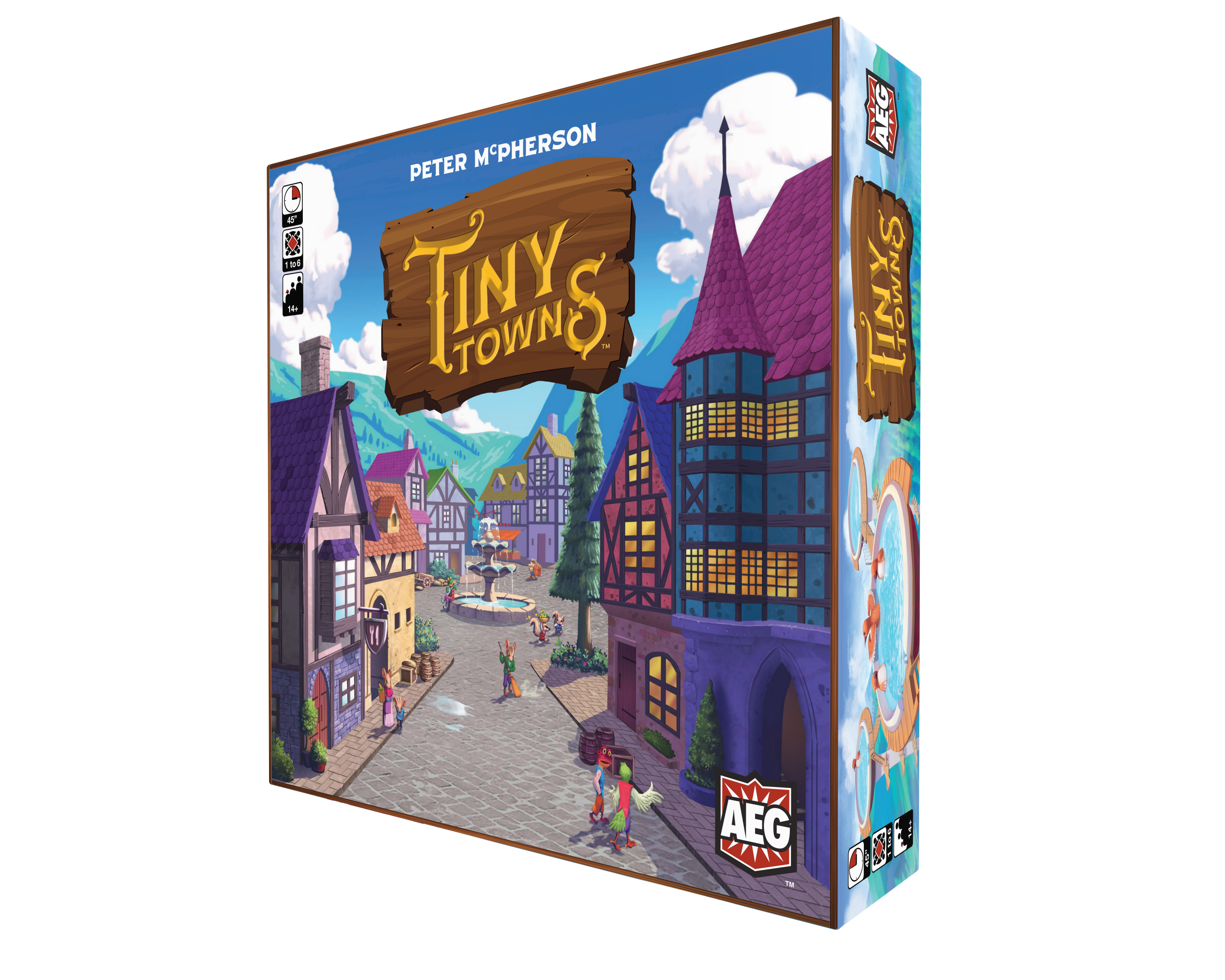 Tiny Towns and Expansion