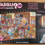 Wasgij Puzzle 20: The Toy Shop