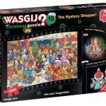Wasgij Puzzle 10: The Mystery Shopper