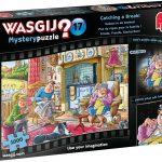 Wasgij Puzzle 17: Catching a break