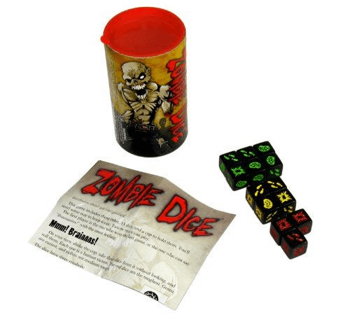 Zombie Dice