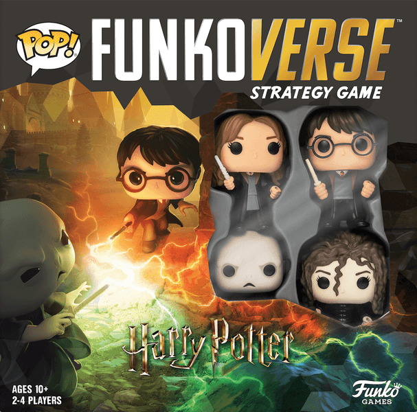 Harry Potter, Funko Verse 100