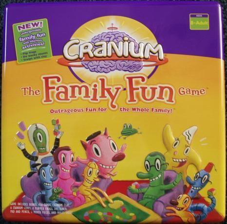 Cranium: The Family Fun Game
