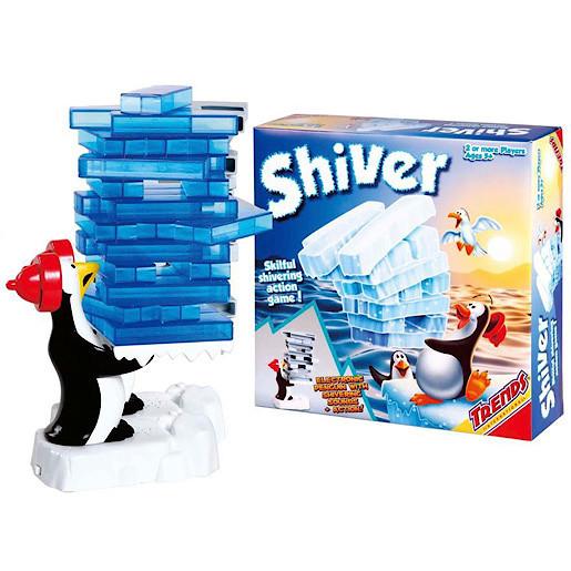 Shivering Penguin Game