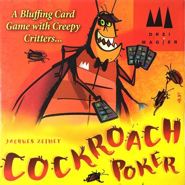 Cochroach Poker (Kaker Laken Poker)