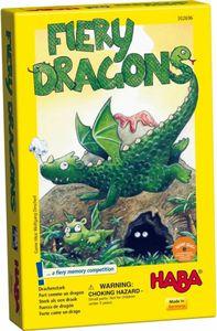 Fiery Dragons (Drachen-Stark)