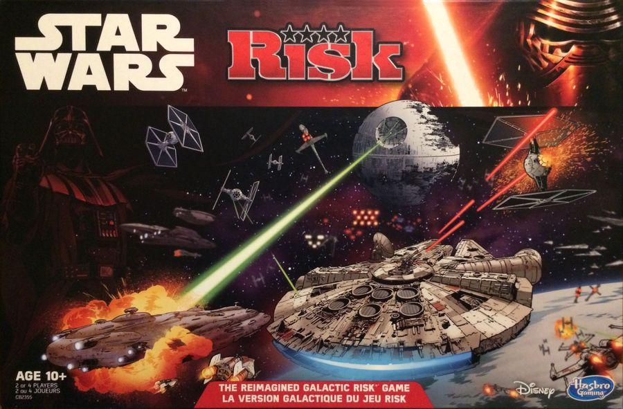 Star Wars Risk
