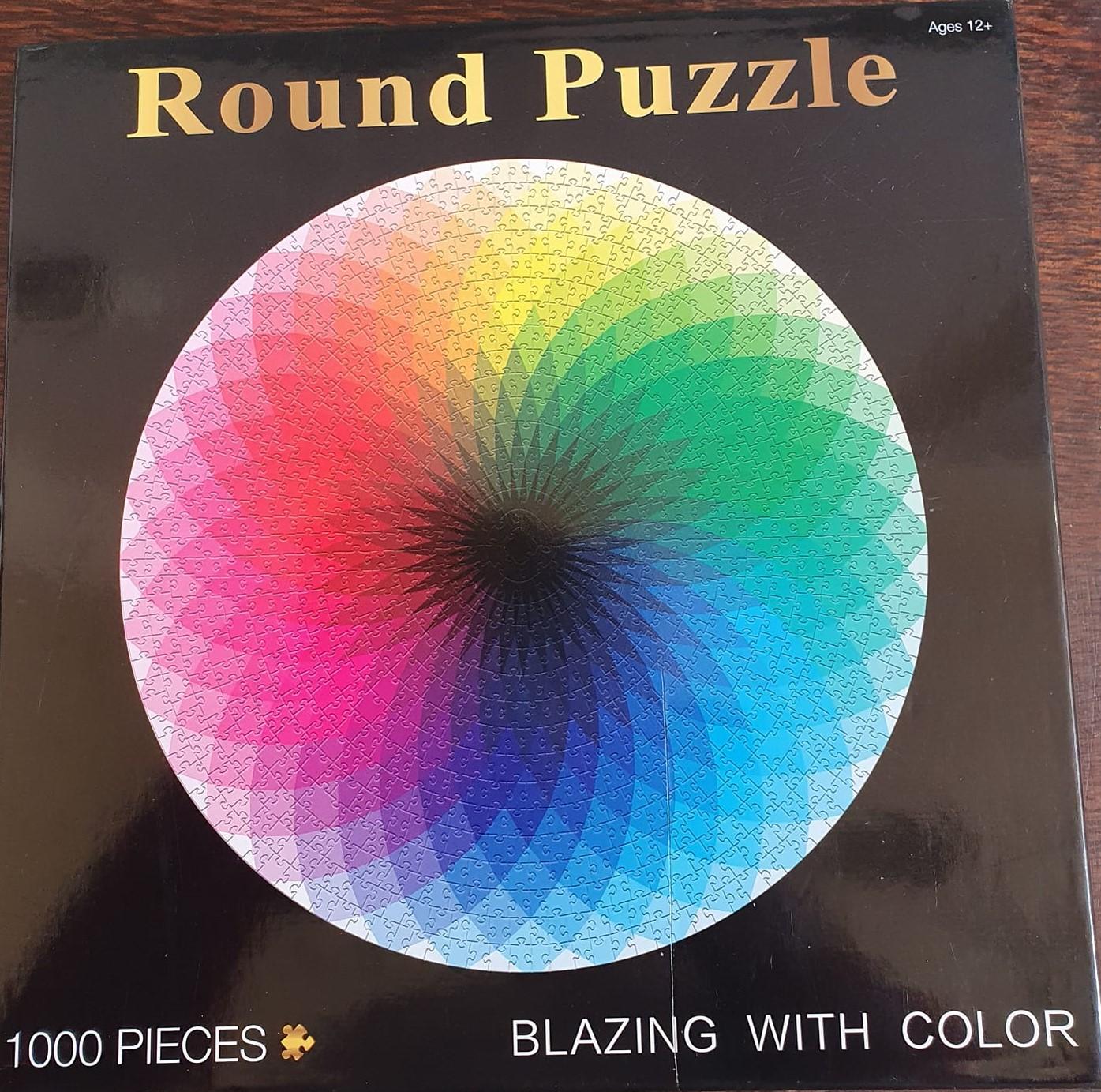 Puzzle: Colours