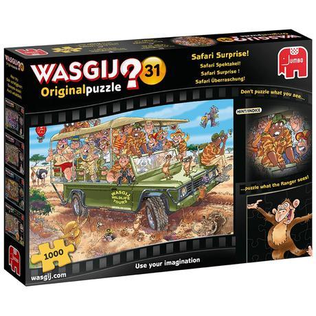 Wasgij puzzle 31: Safari Surprise