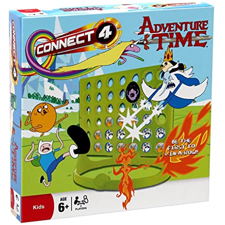 Connect4 Adventure Time