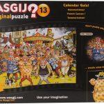 Wasgij Puzzle 13: Calendar girls