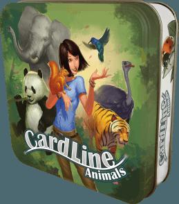Cardline animals (Not English)