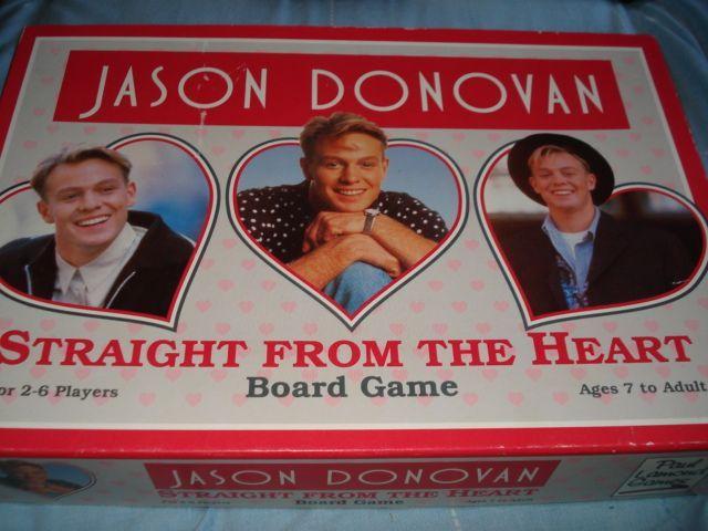 Jason Donovan: Straight From The Heart