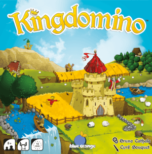 Kingdomino and Giants Expansion