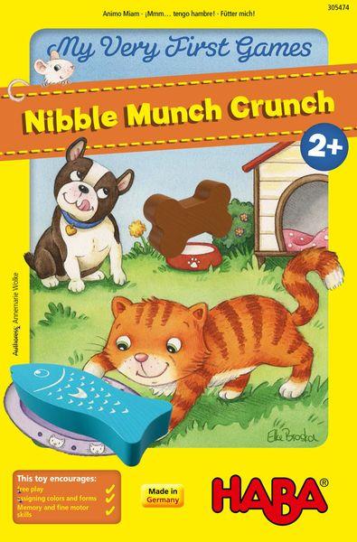 Nibble Munch Crunch
