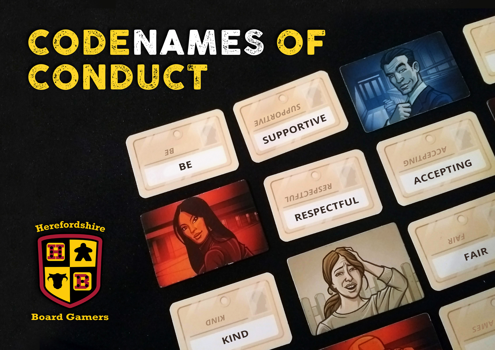 August Update and code of conduct